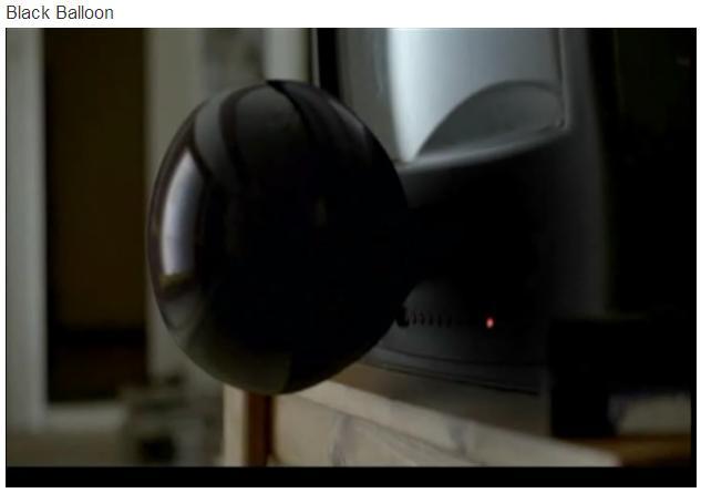 black balloon tv