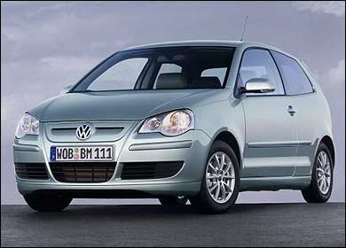 Nouvelle Polo bluemotion