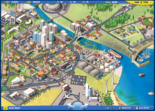 Clim'City le jeu en ligne