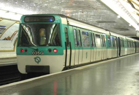 metro ratp