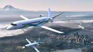 Avion électrique