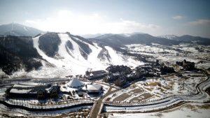 JO d'hiver, Corée 2018