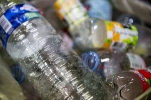 Consigne des bouteilles plastique