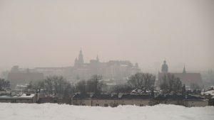 Smog à Cracovie, Pologne