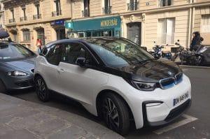 Marché des véhicules électriques