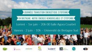 Journées transition énergétique et citoyenne en Bretagne