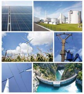 Panorama de l'électricité renouvelable