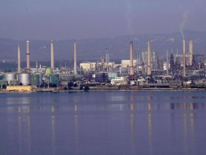 Imprégnation environnementale à Fos sur Mer