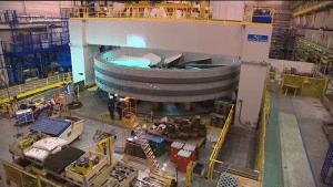 L'usine d'hydroliennes de Cherbourg