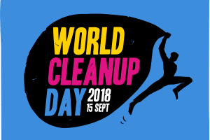 Wordl Clean Up Day