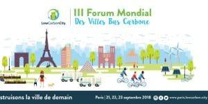 Forum des villes bas carbone