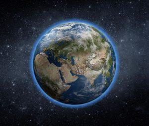 la couche d'ozone en voie de guérison