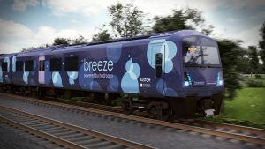 Breeze, le train à hydrogène anglais