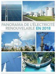 Electricité renouvelable 2018