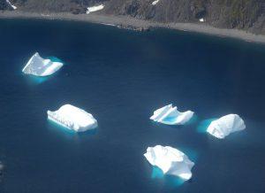 Dégel de l'Arctique