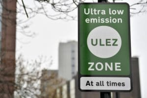 zone à ultra-basse émission (ULEZ)