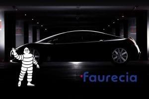 Hydrogène : Michelin et Faurecia