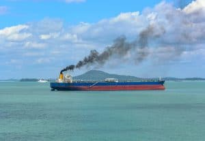 Réduction de la vitesse des navires