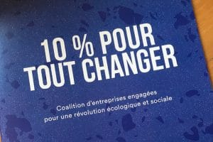 10 % pour tout changer
