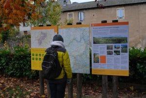 Comportement écologiquedans les parcs naturels