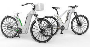 Vélos à hydrogène