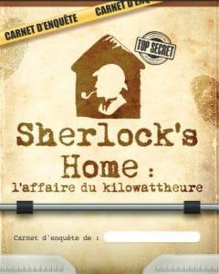 ExpéRENOS : Sherlock's Home