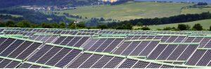 électricité renouvelable pour la SNCF
