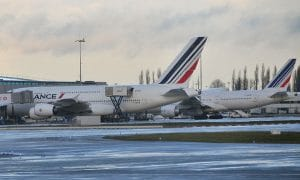 Transport aérien français