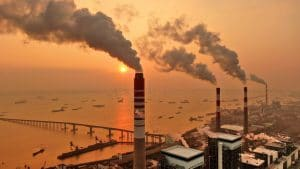 Emissions polluantes en Chne