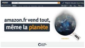 Amazon, un rapport publié