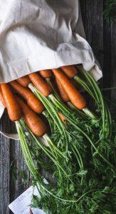 Les sacs d'emballage de fruits et légumes