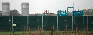 Moratoire sur la fracturation hydraulique au Royaume-Uni