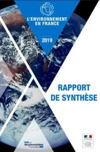 Rapport 2019 sur l'état de l'environnement en France