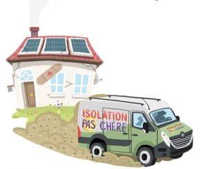 rénovation énergétique : des mesures contre les fraudes