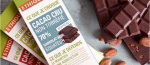 usine de chocolat bio et équitable