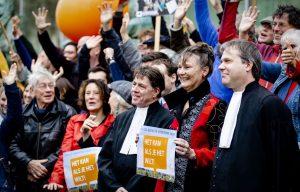 Justice climatique : Urgenda
