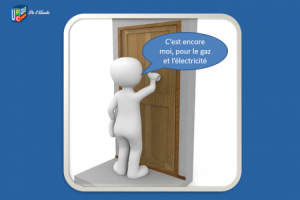 démarchage à domicile pour les contrats d'énergie