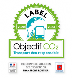 label Objectif CO2 TRV