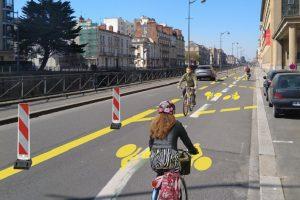 Encouragement au vélo pendant le déconfinement