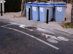 Voies pour cyclistes