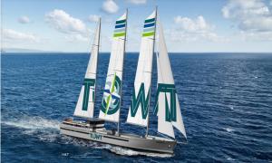 4 voiliers-cargos en appel d'offre de TOWT
