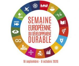 Semaine européenne du développement durable (SEDD) 2020