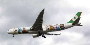 Les vols vers nulle part et l'environnement