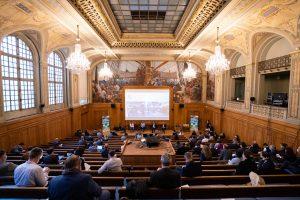 Transport et logistique éco-responsables EVE 2020