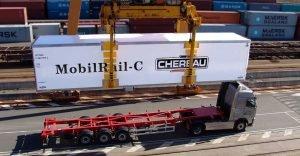 un partenariat pour le transport combiné