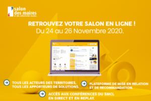 Salon des Maires et des Collectivités Locales 2020