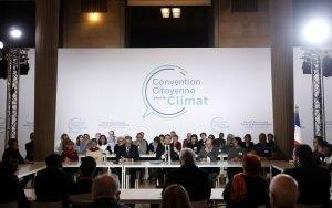 Une pétiton pour sauver la Commission citoyenne pour le climat