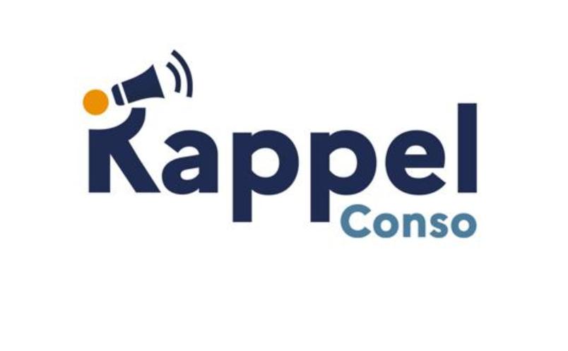 RappelConso, le site de rappel des produits dangereux