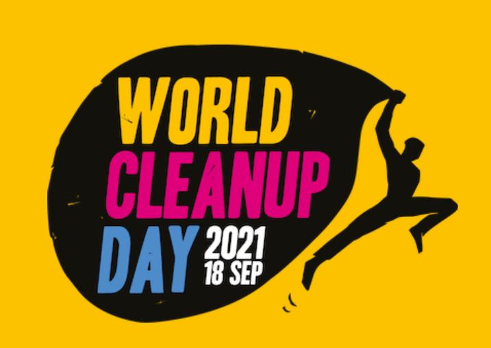 World cleanup day, le jour de nettoyage de notre planète