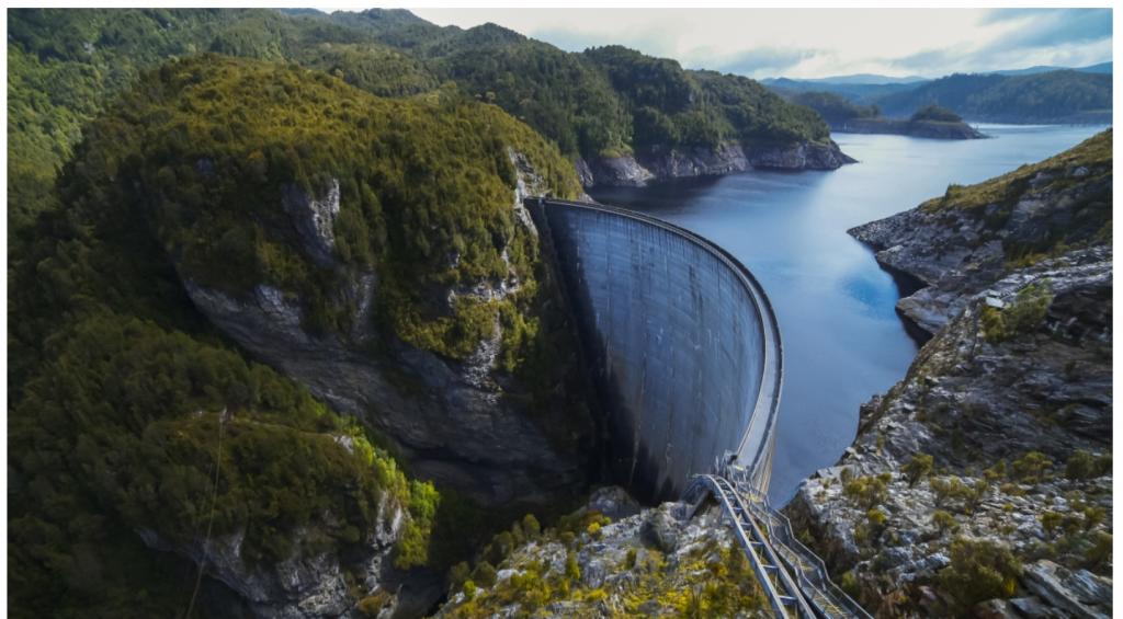 Barrages hydroélectriques